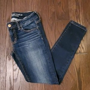 American Eagle Outfitters Jegging Jean's Size 4